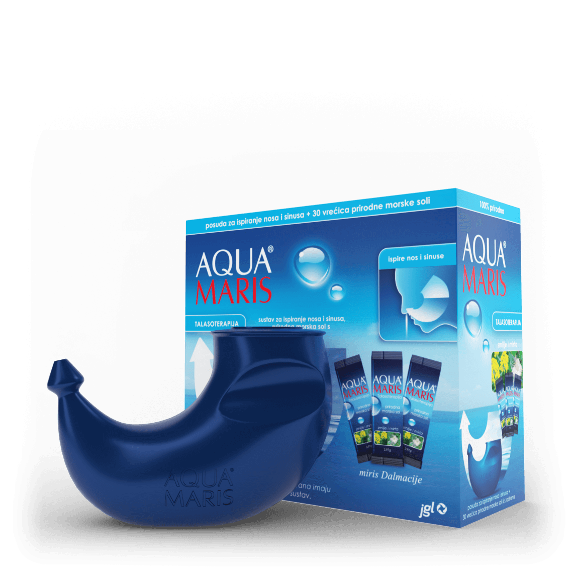 Aqua Maris Nasal Lavage